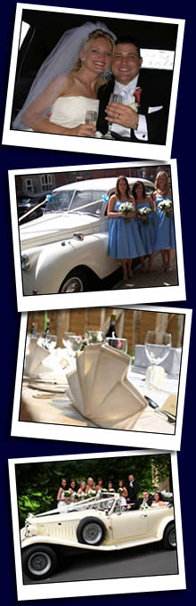 Wedding And Bridal Cars For Hire In Burnley, Rochdale, Bury And Greater Manchester